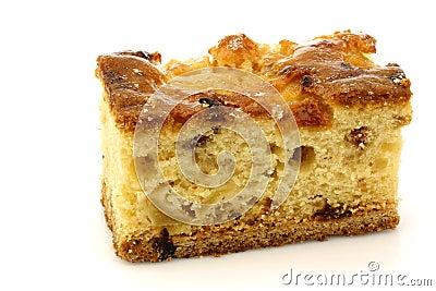 traditional Frisian glazed cranberry cake