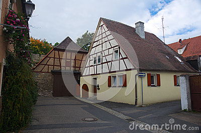 Traditional German House