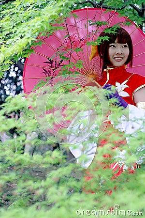 Free Traditional Girl Stock Photos - 4865533