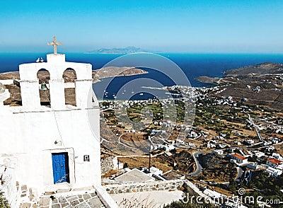Traditional Greek church