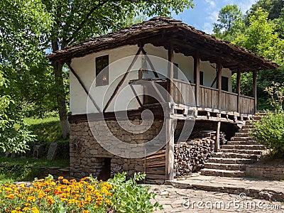 Traditional House in Etara