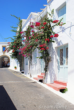 Free Traditional House In Kythera Island, Greece Royalty Free Stock Photo - 10773865