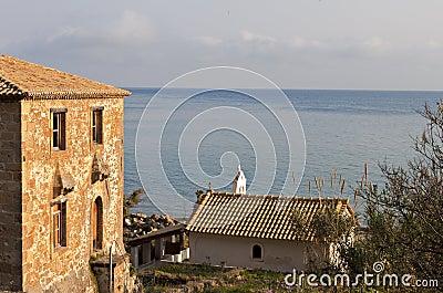 Traditional house at Zakynthos, Greece