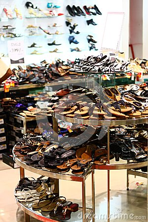 Traditional Indian Footwear Retail Outlet