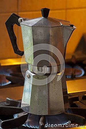 Image Gallery italian coffee maker