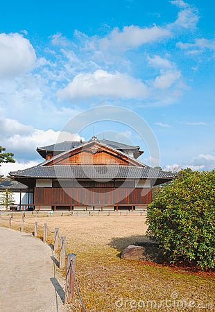 Traditional Japanese style house