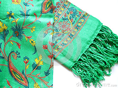 Traditional Kashmiri Shawl