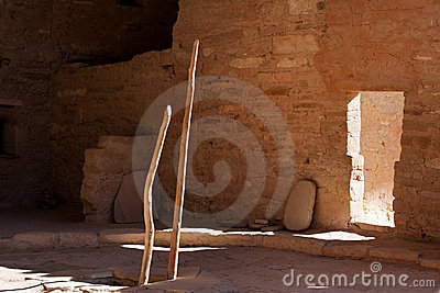 Traditional kiva