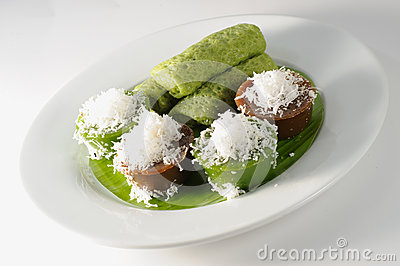 Traditional malay Pastry