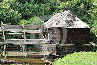 Traditional mill