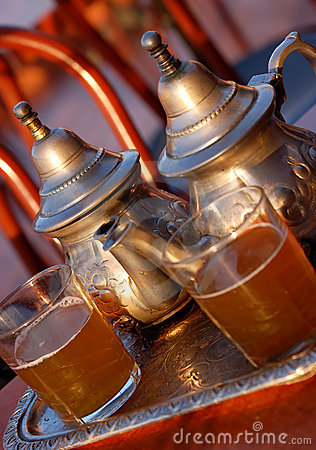 Free Traditional Mint Tea Royalty Free Stock Photography - 3365117