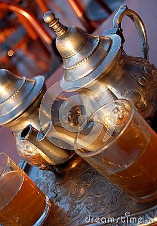 Free Traditional Mint Tea Royalty Free Stock Photos - 3365128