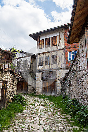 Free Traditional Ottoman Houses In Safranbolu Stock Photos - 33024053