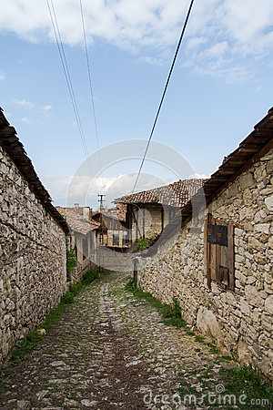 Free Traditional Ottoman Houses In Safranbolu Royalty Free Stock Images - 33024079