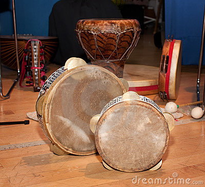 Traditional Percussion Instruments