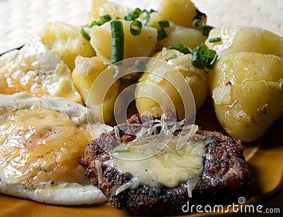 Traditional Polish dish
