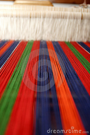 Traditional romanian carpet