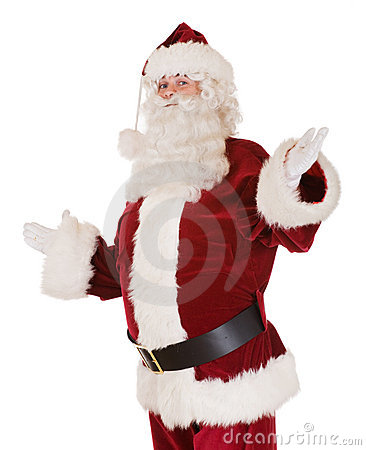 Free Traditional Santa Claus Royalty Free Stock Photography - 3310857