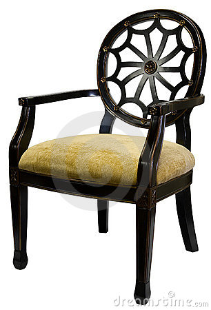 Traditional Style Accent Chair