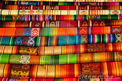 Traditional Textiles Royalty Free Stock Photography - Image: 17553287