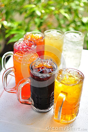 Free Traditional Thai Drink,fruit And Herbal Cold Drink Royalty Free Stock Photo - 25848475