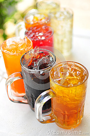 Free Traditional Thai Drink,fruit And Herbal Cold Drink Royalty Free Stock Image - 25848536
