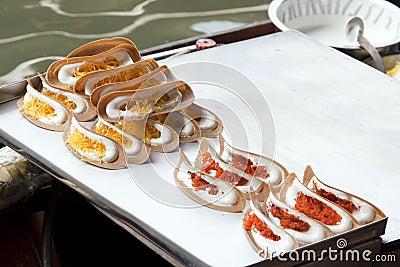 Traditional Thai Snacks