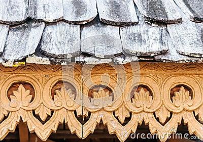 Thai stencil pattern