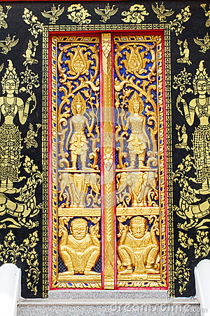 Traditional Thai style