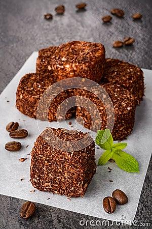 Free Traditional Turkish Delight Dessert Stock Image - 40870251