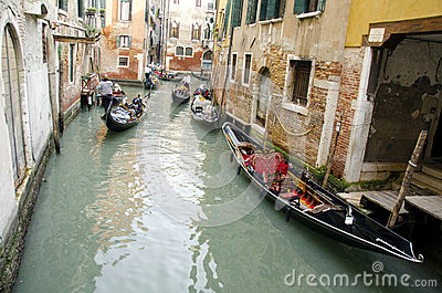 Venice, Italy Editorial Stock Image