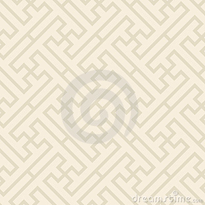 Traditional Vietnamese Seamless Pattern