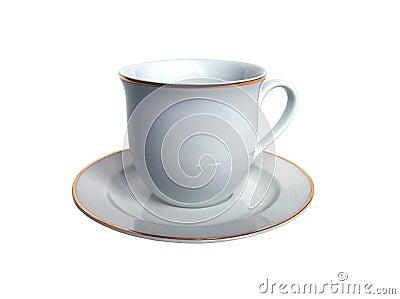 Traditionele caffecup