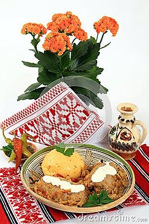 Traditionele keuken van roemeni sarmale royalty vrije stock fotografie afbeelding 18923707 - Traditionele keukens ...