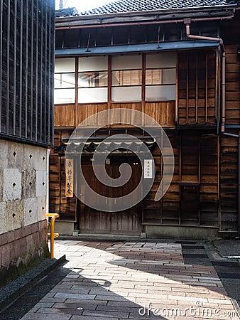 traditionelle japanische holzhuser stockfoto bild 68768092 - Japanische Huser