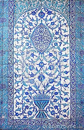 Traditionelle orientalische fliesen handgemachte kunst stockfoto bild 15264270 - Orientalische fliesen ...