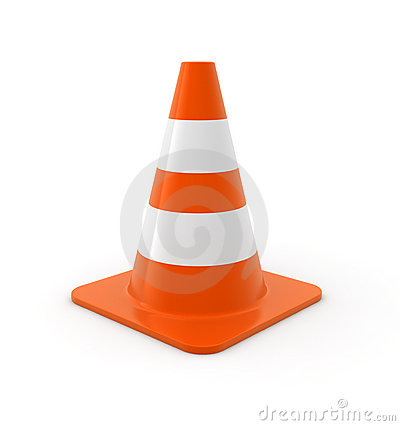 Free Traffic Cone Stock Photos - 12235013