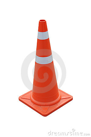 Free Traffic Cone. Stock Photos - 18588383