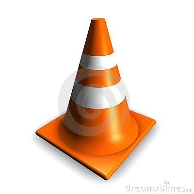 Free Traffic Cone Stock Photos - 235553