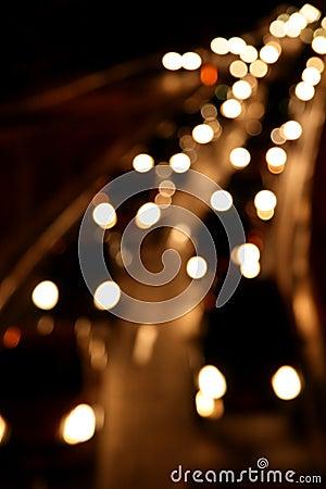 Traffic headlights