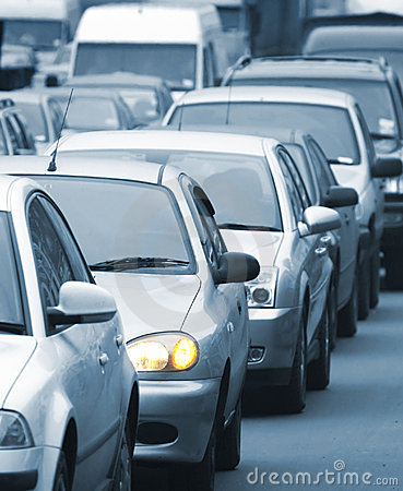 Traffic jam 3