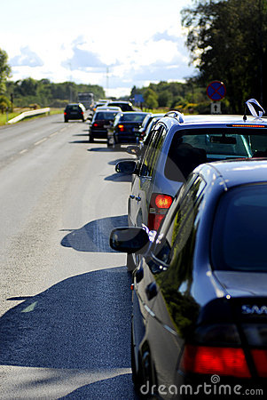 Free Traffic Jam Stock Photos - 3170083