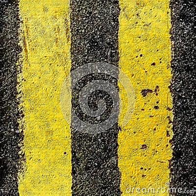 Traffic lane markings