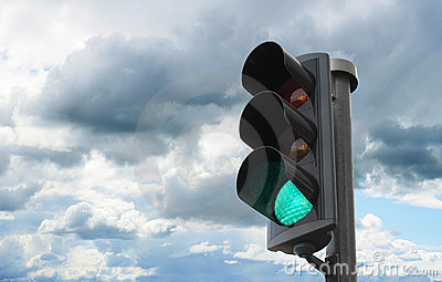 Traffic Light Stock Images - Image: 13866544