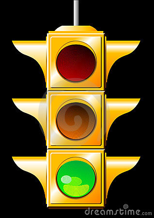 Free Traffic Light Stock Images - 3610864
