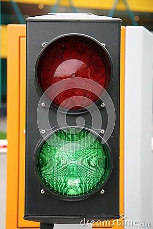 Free Traffic Light Royalty Free Stock Photo - 6117555