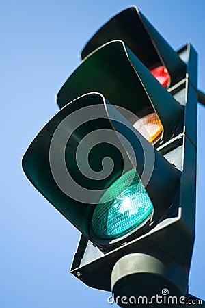 Free Traffic Light Stock Photos - 8298923