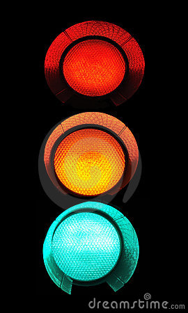 Free Traffic Light Royalty Free Stock Image - 8762766
