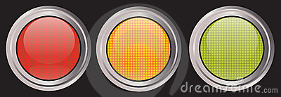 Traffic-light icons