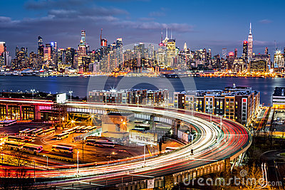 New York Lincoln Tunnel Entrance Bing Images